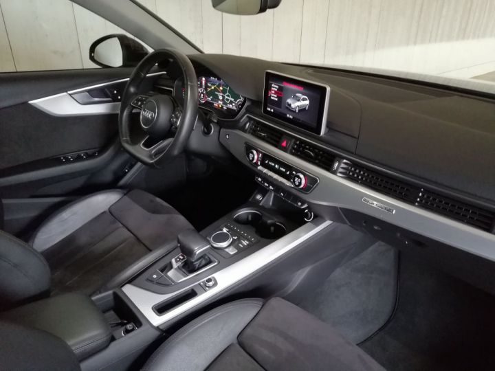 Audi A4 Avant 2.0 TDI 190 CV DESIGN LUXE QUATTRO BVA Noir - 7