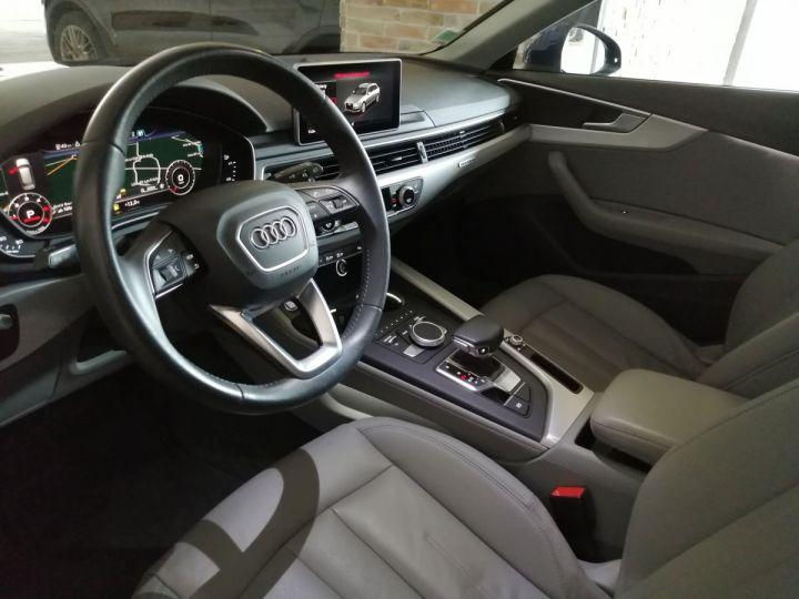 Audi A4 Avant 2.0 TDI 190 CV DESIGN LUXE QUATTRO BVA Bleu - 5