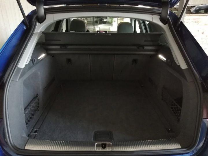 Audi A4 Avant 2.0 TDI 190 CV DESIGN LUXE QUATTRO BVA Bleu - 10