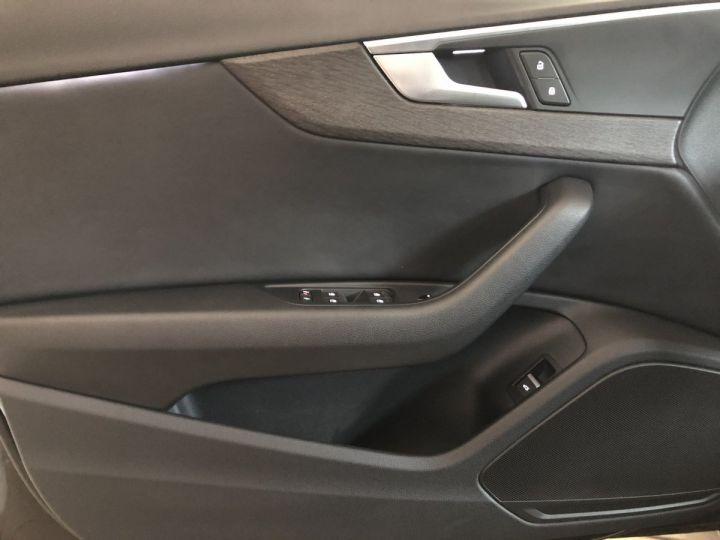 Audi A4 Avant 2.0 TDI 190 CV DESIGN LUXE QUATTRO BVA Gris - 10