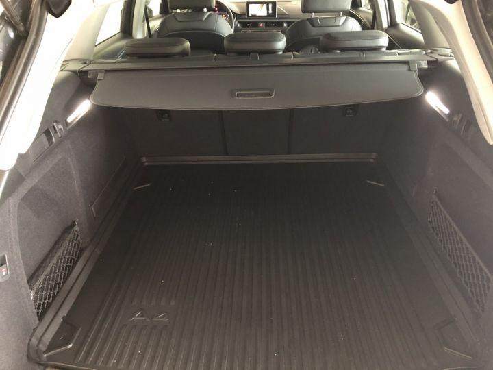 Audi A4 Avant 2.0 TDI 190 CV DESIGN LUXE QUATTRO BVA Gris - 16