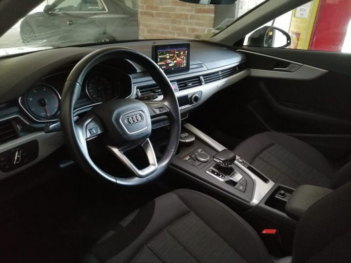 Audi A4 Avant 2.0 TDI 190 CV DESIGN QUATTRO BVA  Gris - 5