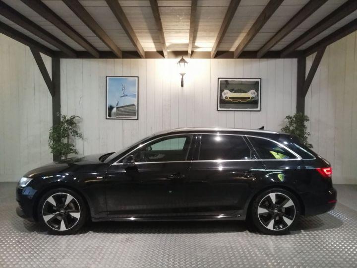 Audi A4 Avant 2.0 TDI 190 CV SLINE QUATTRO BVA Noir - 1