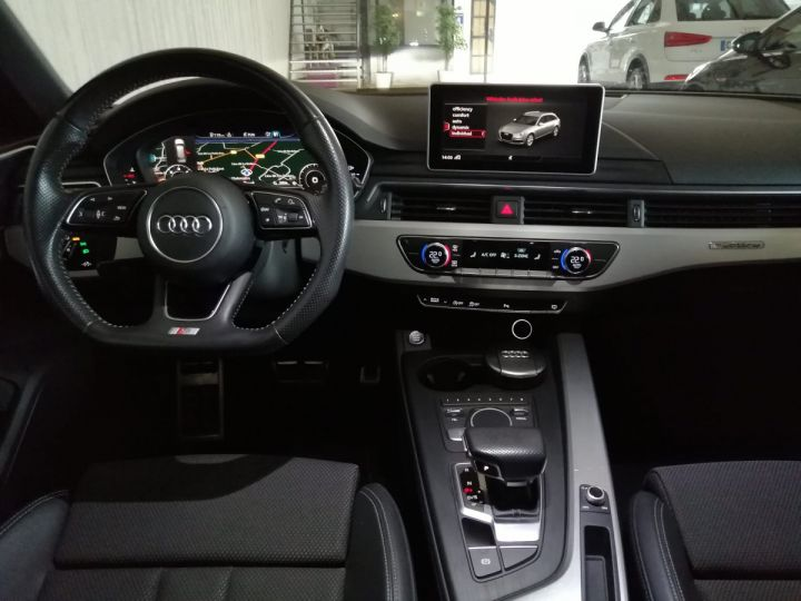 Audi A4 Avant 2.0 TDI 190 CV SLINE QUATTRO BVA Noir - 6