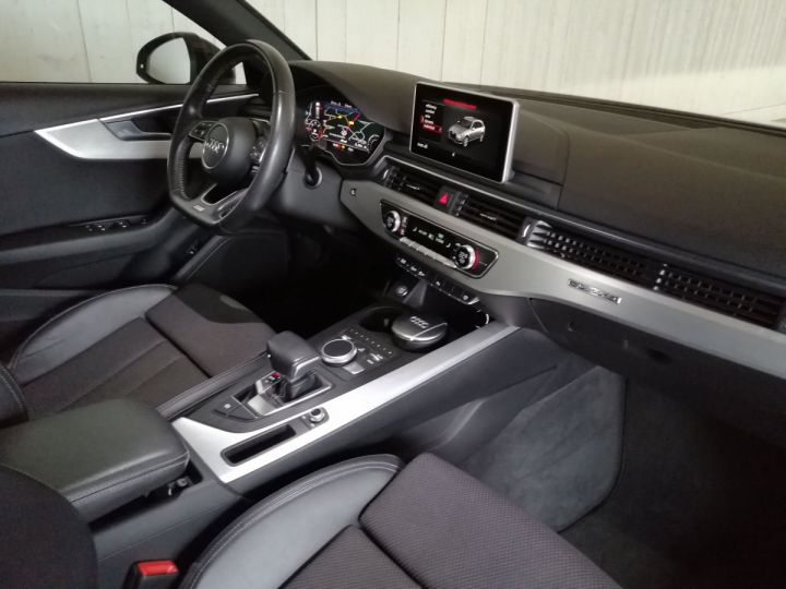 Audi A4 Avant 2.0 TDI 190 CV SLINE QUATTRO BVA Noir - 7