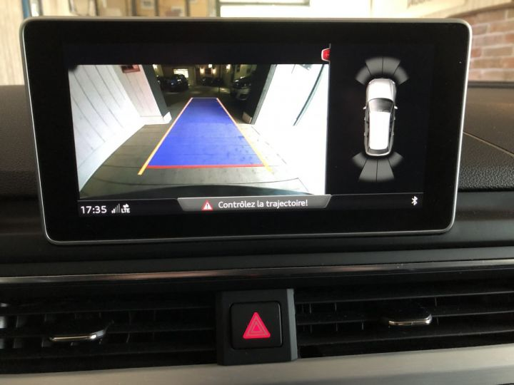 Audi A4 Avant 2.0 TDI 190 CV SLINE QUATTRO BVA Gris - 18