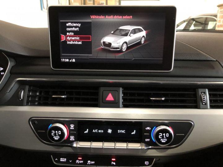 Audi A4 Avant 2.0 TDI 190 CV SLINE QUATTRO BVA Gris - 19