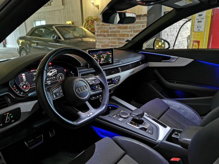 Audi A4 AVANT 2.0 TDI 190 CV SLINE QUATTRO BVA Blanc - 5