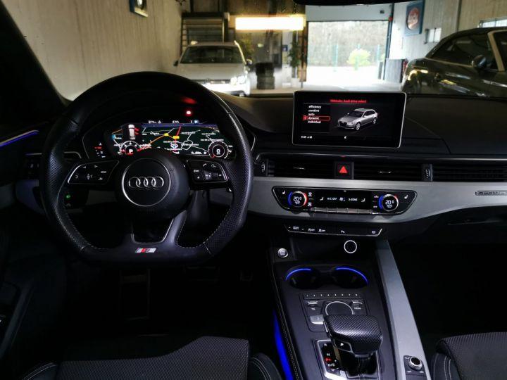 Audi A4 AVANT 2.0 TDI 190 CV SLINE QUATTRO BVA Blanc - 6