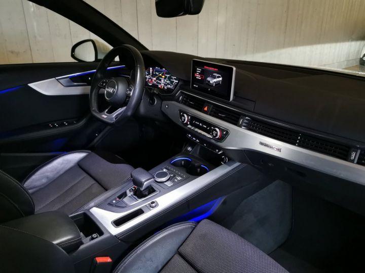 Audi A4 AVANT 2.0 TDI 190 CV SLINE QUATTRO BVA Blanc - 7