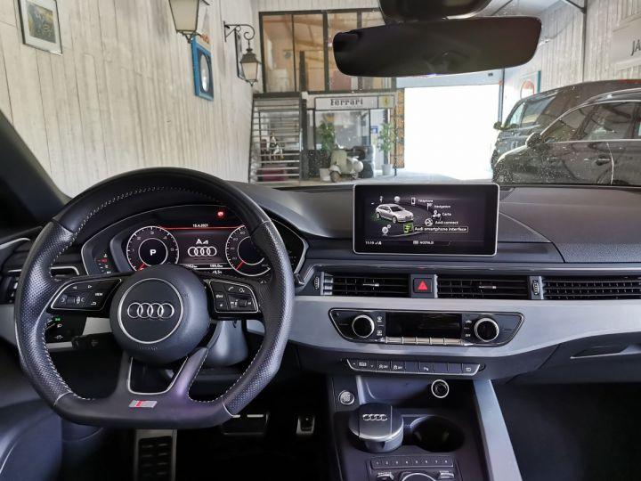Audi A4 Avant 2.0 TDI 190 CV SLINE STRONIC Noir - 6