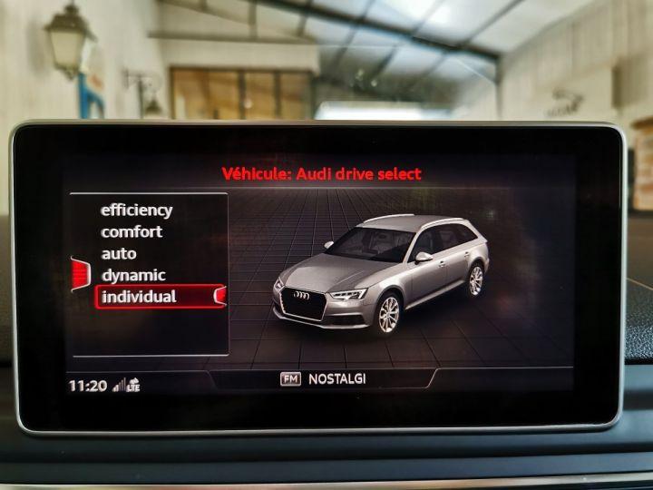 Audi A4 Avant 2.0 TDI 190 CV SLINE STRONIC Noir - 11