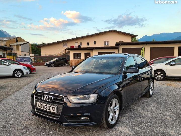Audi A4 Avant 2.0 tdi 190 quattro ambiente s-tronic 06/2014 ATTELAGE TOIT PANO XENON LED  - 1