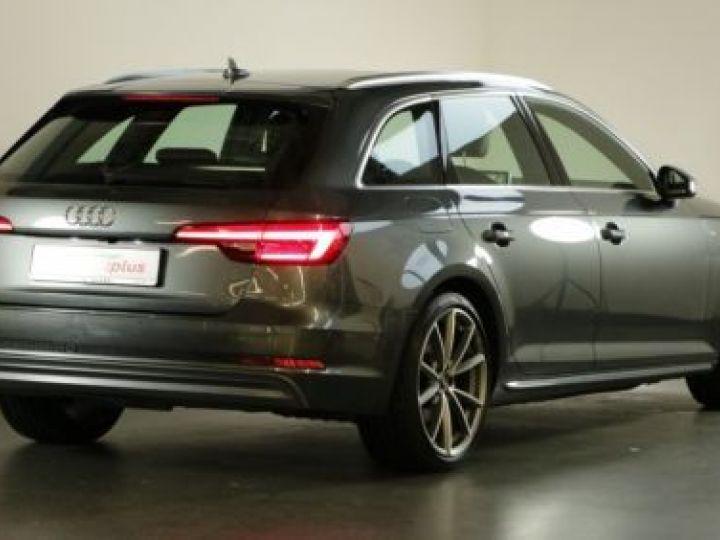 Audi A4 Avant 2.0 TDI 190CH S LINE GRIS   DAYTONA - 2