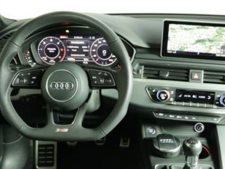 Audi A4 Avant 2.0 TDI 190CH S LINE GRIS   DAYTONA - 5