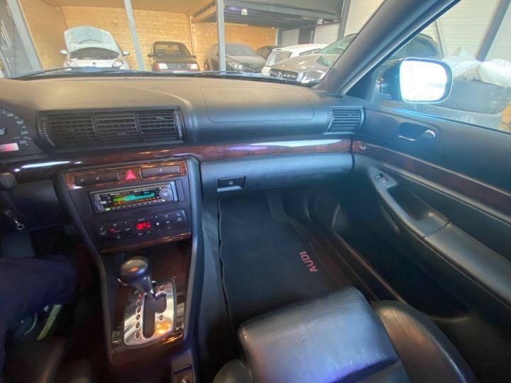 Audi A4 Avant 2.4 V6 165ch  Noir - 5