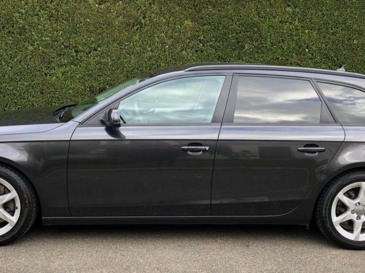Audi A4 Avant 240ch DPF AMBITION LUXE QUATTRO STRONIC  Gris foncé métal Occasion - 3