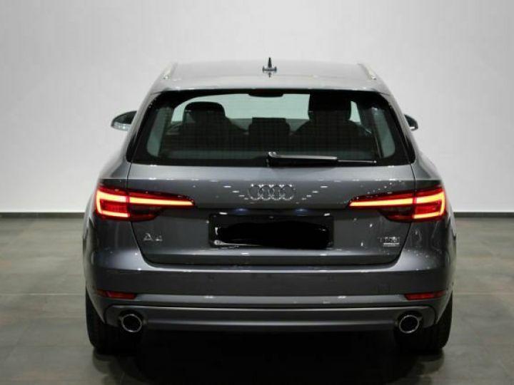 Audi A4 Avant 2L TFSI Quattro S TRONIC gris  - 6