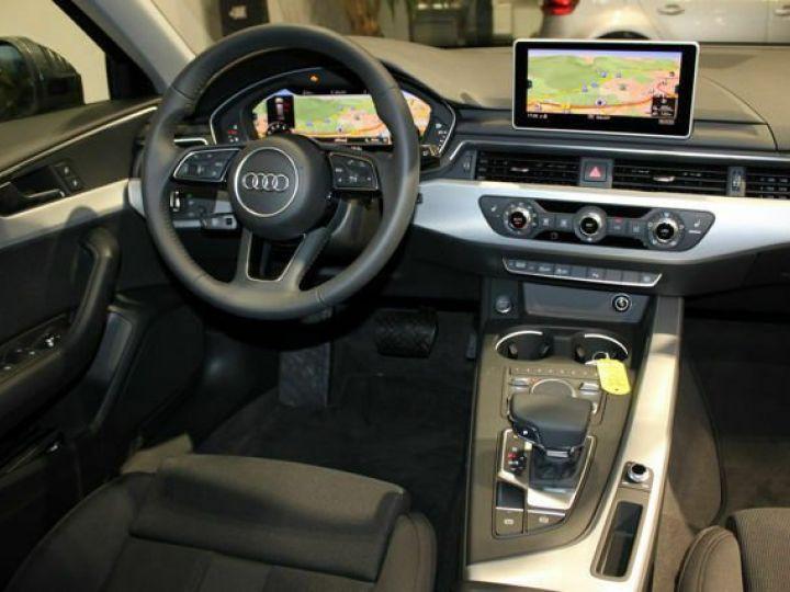 Audi A4 Avant 2L TFSI Quattro S TRONIC gris  - 12