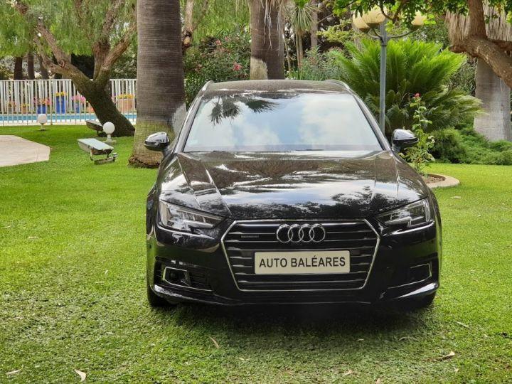 Audi A4 Avant 3.0 L V6 TDI QUATTRO TIPTRONIC 272 DESIGN LUXE NOIR MYTHOS - 2