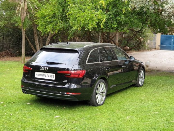 Audi A4 Avant 3.0 L V6 TDI QUATTRO TIPTRONIC 272 DESIGN LUXE NOIR MYTHOS - 7
