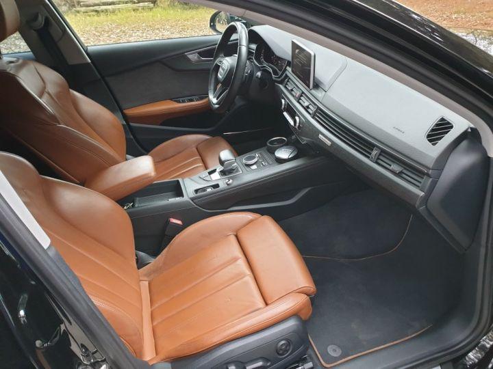 Audi A4 Avant 3.0 L V6 TDI QUATTRO TIPTRONIC 272 DESIGN LUXE NOIR MYTHOS - 11
