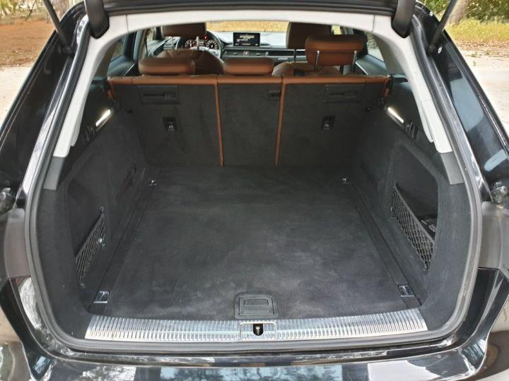 Audi A4 Avant 3.0 L V6 TDI QUATTRO TIPTRONIC 272 DESIGN LUXE NOIR MYTHOS - 12