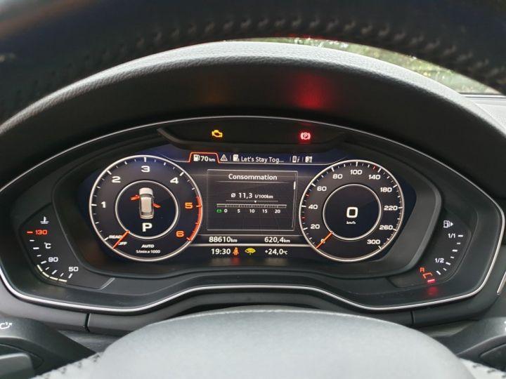 Audi A4 Avant 3.0 L V6 TDI QUATTRO TIPTRONIC 272 DESIGN LUXE NOIR MYTHOS - 15