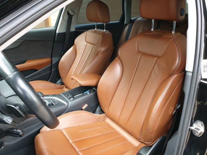 Audi A4 Avant 3.0 L V6 TDI QUATTRO TIPTRONIC 272 DESIGN LUXE NOIR MYTHOS - 21
