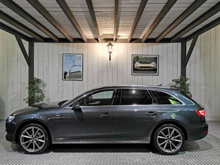 Audi A4 Avant 3.0 TDI 218 CV SLINE BVA Gris - 1