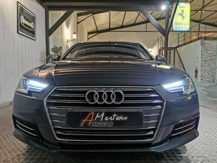 Audi A4 Avant 3.0 TDI 218 CV SLINE BVA Gris - 3