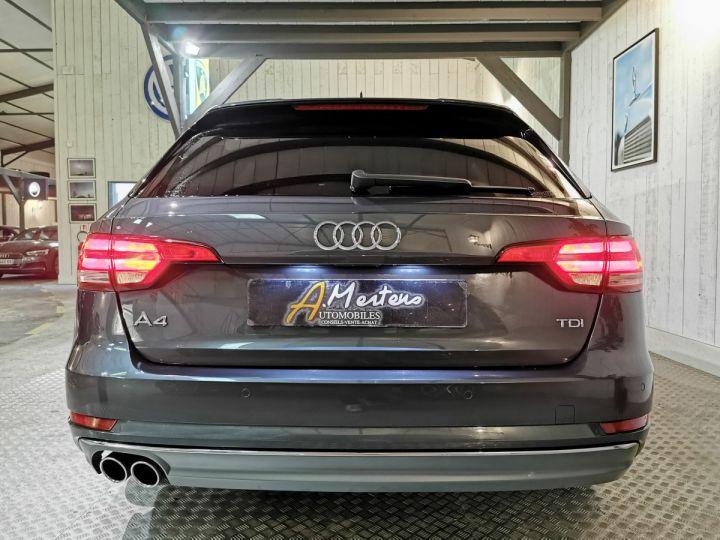 Audi A4 Avant 3.0 TDI 218 CV SLINE BVA Gris - 4