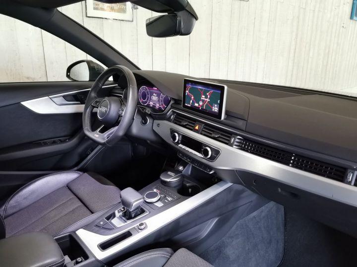 Audi A4 Avant 3.0 TDI 218 CV SLINE BVA Gris - 6