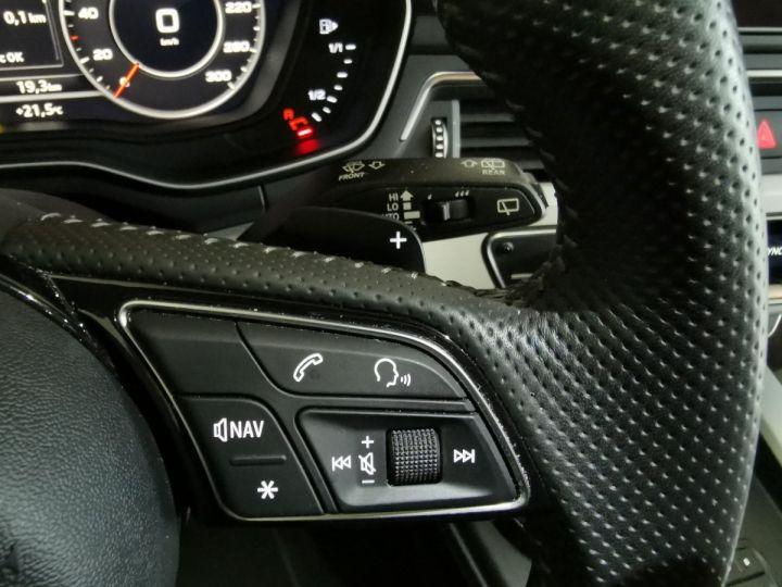 Audi A4 Avant 3.0 TDI 218 CV SLINE BVA Gris - 8