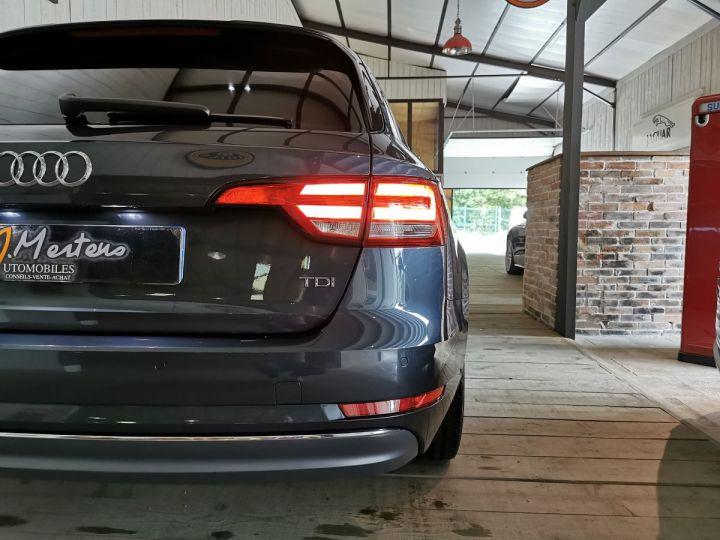 Audi A4 Avant 3.0 TDI 218 CV SLINE BVA Gris - 10