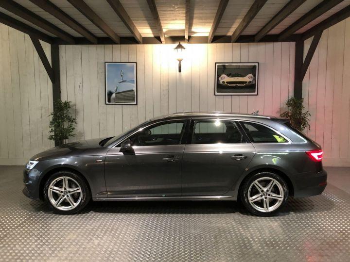 Audi A4 Avant 3.0 TDI 218 CV SLINE QUATTRO BVA Gris - 1