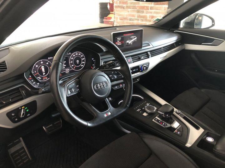 Audi A4 Avant 3.0 TDI 218 CV SLINE QUATTRO BVA Gris - 5
