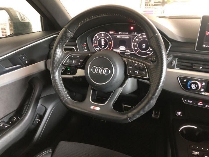 Audi A4 Avant 3.0 TDI 218 CV SLINE QUATTRO BVA Gris - 6