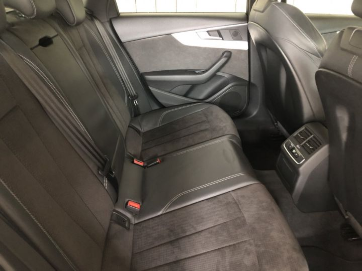 Audi A4 Avant 3.0 TDI 218 CV SLINE QUATTRO BVA Gris - 8
