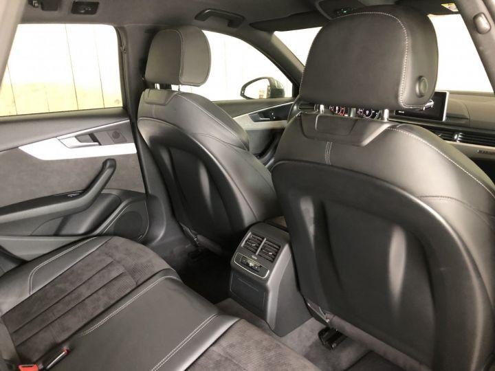 Audi A4 Avant 3.0 TDI 218 CV SLINE QUATTRO BVA Gris - 9