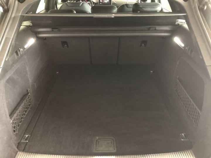 Audi A4 Avant 3.0 TDI 218 CV SLINE QUATTRO BVA Gris - 11