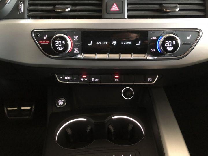 Audi A4 Avant 3.0 TDI 218 CV SLINE QUATTRO BVA Gris - 12