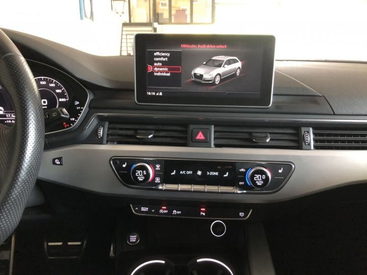 Audi A4 Avant 3.0 TDI 218 CV SLINE QUATTRO BVA Gris - 13