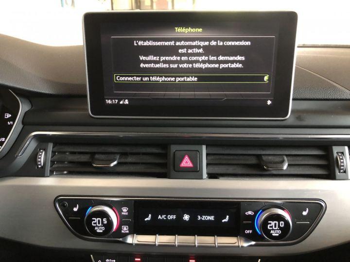 Audi A4 Avant 3.0 TDI 218 CV SLINE QUATTRO BVA Gris - 15