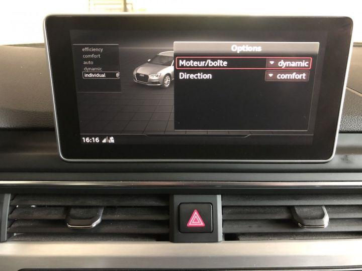 Audi A4 Avant 3.0 TDI 218 CV SLINE QUATTRO BVA Gris - 16
