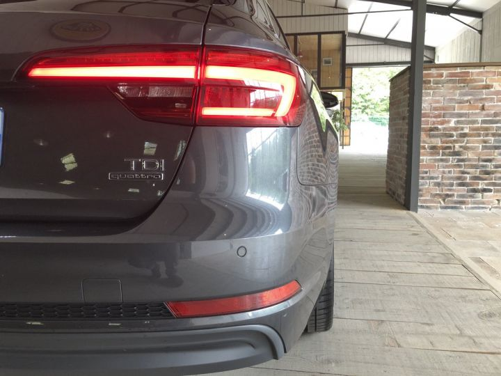 Audi A4 Avant 3.0 TDI 218 CV SLINE QUATTRO BVA Gris - 20