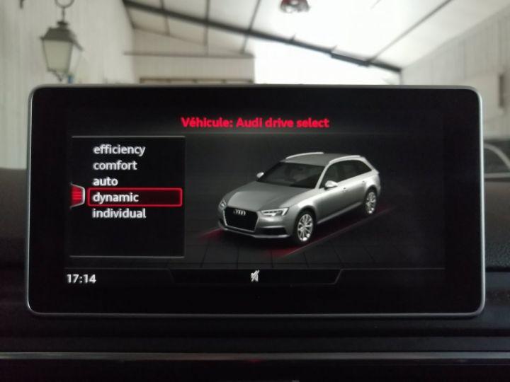 Audi A4 Avant 3.0 TDI 272 CV DESIGN LUXE QUATTRO BVA Gris - 16