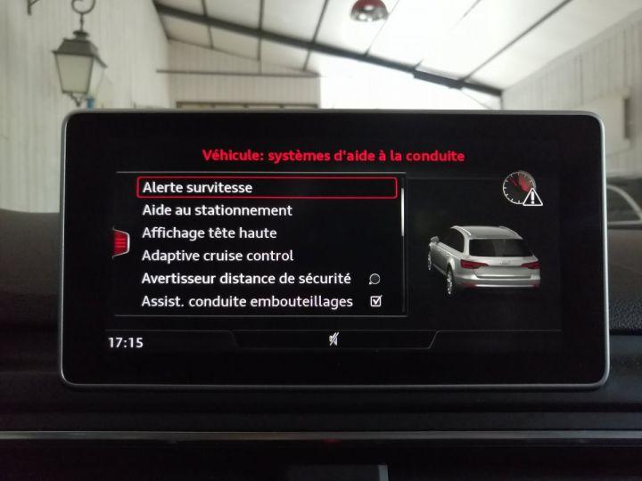Audi A4 Avant 3.0 TDI 272 CV DESIGN LUXE QUATTRO BVA Gris - 19