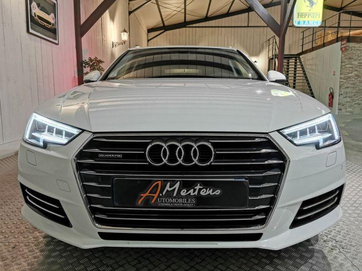 Audi A4 Avant 3.0 TDI 272 CV DESIGN LUXE QUATTRO BVA Blanc - 3