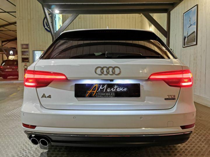 Audi A4 Avant 3.0 TDI 272 CV DESIGN LUXE QUATTRO BVA Blanc - 4